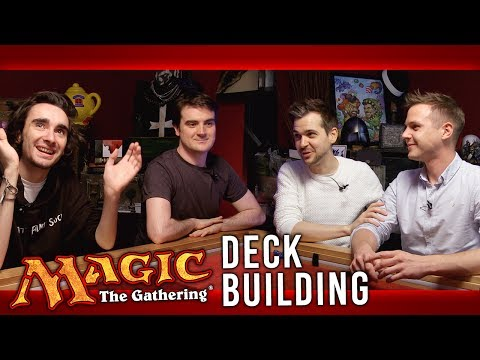 Magic: The Gathering - Two Headed Giant Deck Build