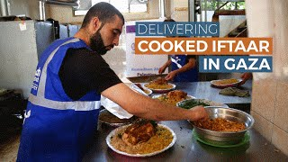 Cooked Iftaar Meals for families in Gaza [Ramadhan 2016]