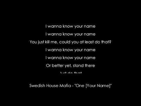 """[HD] Swedish House Mafia - """"One [Your Name]"""" [AUDIO+LYRICS]"""