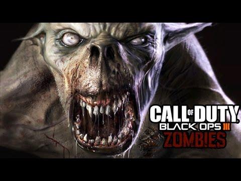 Black Ops 3 Zombie Mode Custom Zombies Deutsch - Underground ORC