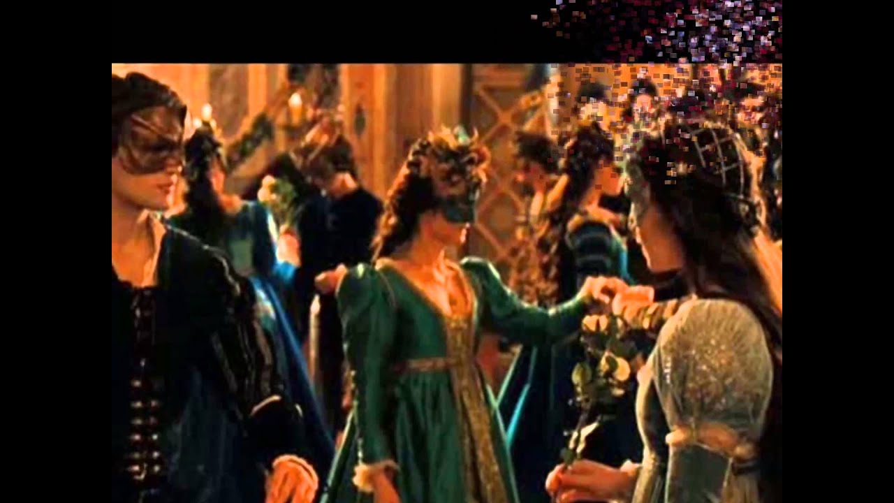 romeo and juliet masked ball essay How does the setting of the masquerade ball impact romeo and juliet's first meeting the idea of the masquerade is a pivotal medium through which romeo and juliet are able to meet essays for romeo and juliet (film 1996) romeo and juliet.