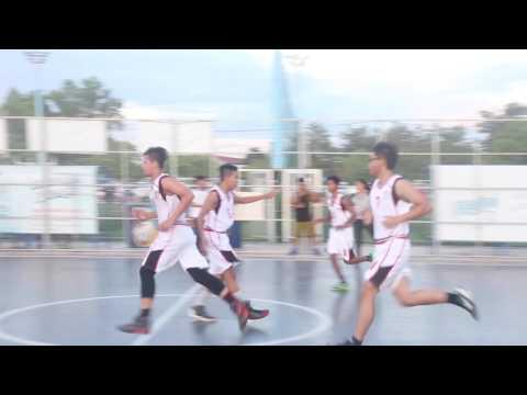 Basket Ball Match Phnom Penh vs Siem Reap