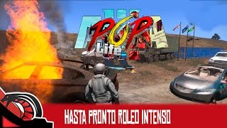 HASTA PRONTO ROLEO INTENSO | Arma 3 - POP LIFE (Roleplay)