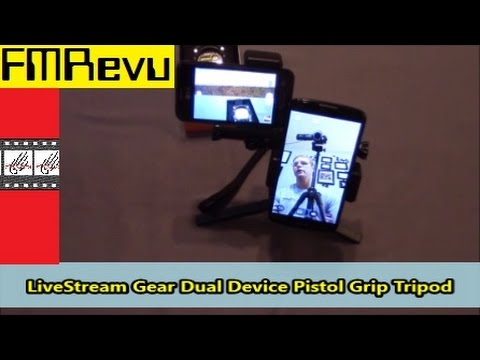 livestream-gear-dual-device-tripod-with-pistol-grip-|-best-solo-vlog-&-livestream-tool