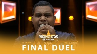 Andmesh Kamaleng Show Me The Way Back To Your Heart I Final Duel 1 I Rising Star Indonesia 2016 MP3