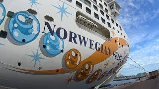 Where to Go ... What to Do? 🎔Day 4 Norwegian Pearl Cruise Vlog [ep15]