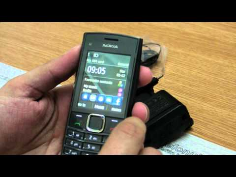 Nokia X2-05 review HD ( in Romana ) - www.TelefonulTau.eu -