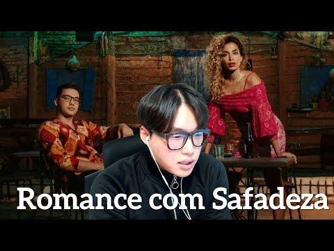 Coreano Reagindo Romance Com Safadeza - Wesley Safadão e Anitta | Dois Coreanos