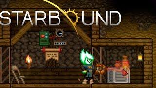 Starbound #2 Иследуем мир Старбаунд Замена Орион онлайн