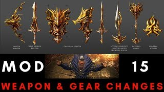 Major Changes To Weapons & Gear In Neverwinter Mod 15 Coming Soon