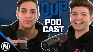 How to Be a Content Creator in 2019 ft. PrestonPlayz & Reed Duchscher - Queue Up | Team Envy