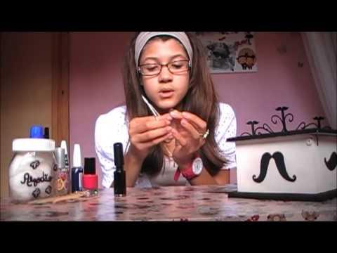 Unhas Decoradas como fazer seus próprios adesivos!