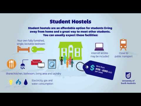 UniSA Accommodation Services