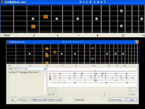 I Got Rhythm Guitar Lesson Fingerstyle Solo Chord Melody - YouTube