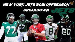 New York Jets 2021 NFL Season Outlook