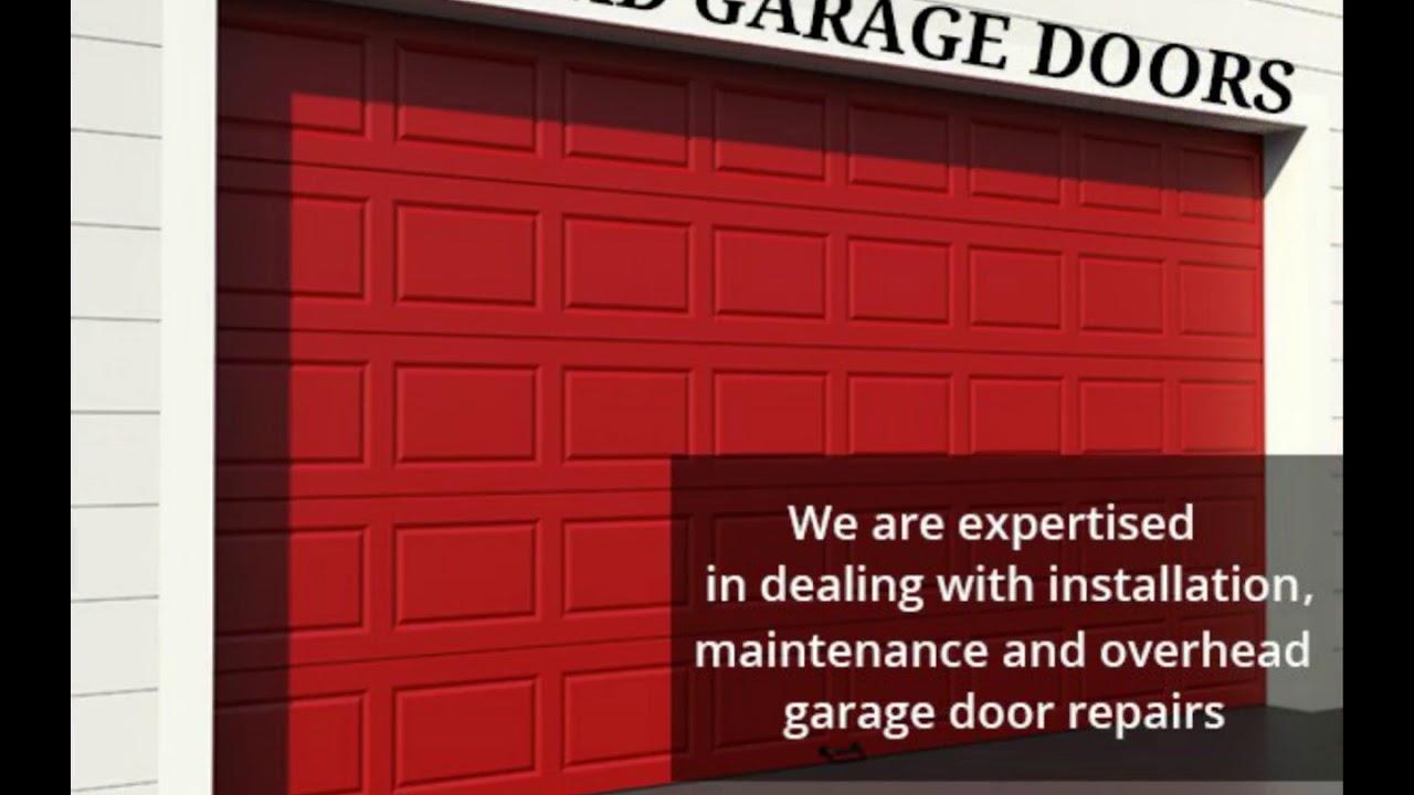 Sos Garage Door Service Youtube