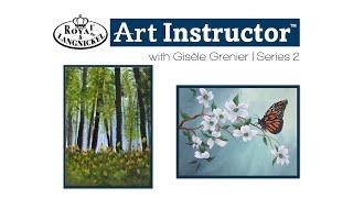 Royal & Langnickel - Art Instructor Series 2 - Acrylic