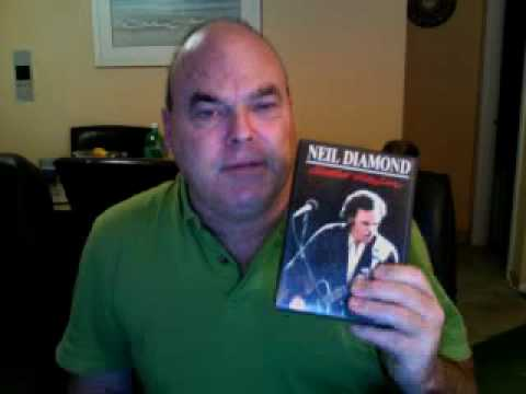 """Review of Neil Diamond """" greatest Hits Live"""""""