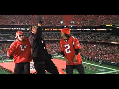 "EDUBB- ""ATLANTA"" FALCONS THEME SONG (OFFICIAL VIDEO HD)"