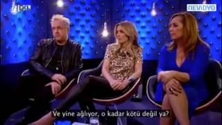 Holland X Factor Muslim Girl