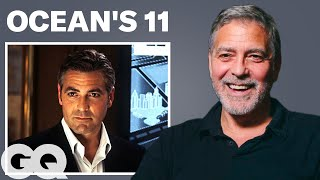 George Clooney Breaks Down His Most Iconic Characters | GQ