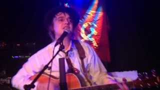 Peter Doherty live at Jane Club 22.01.14 Picture Me In A Hospital