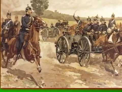 Through the Fulda Gap, the Prussian conquest of Germany in 1866