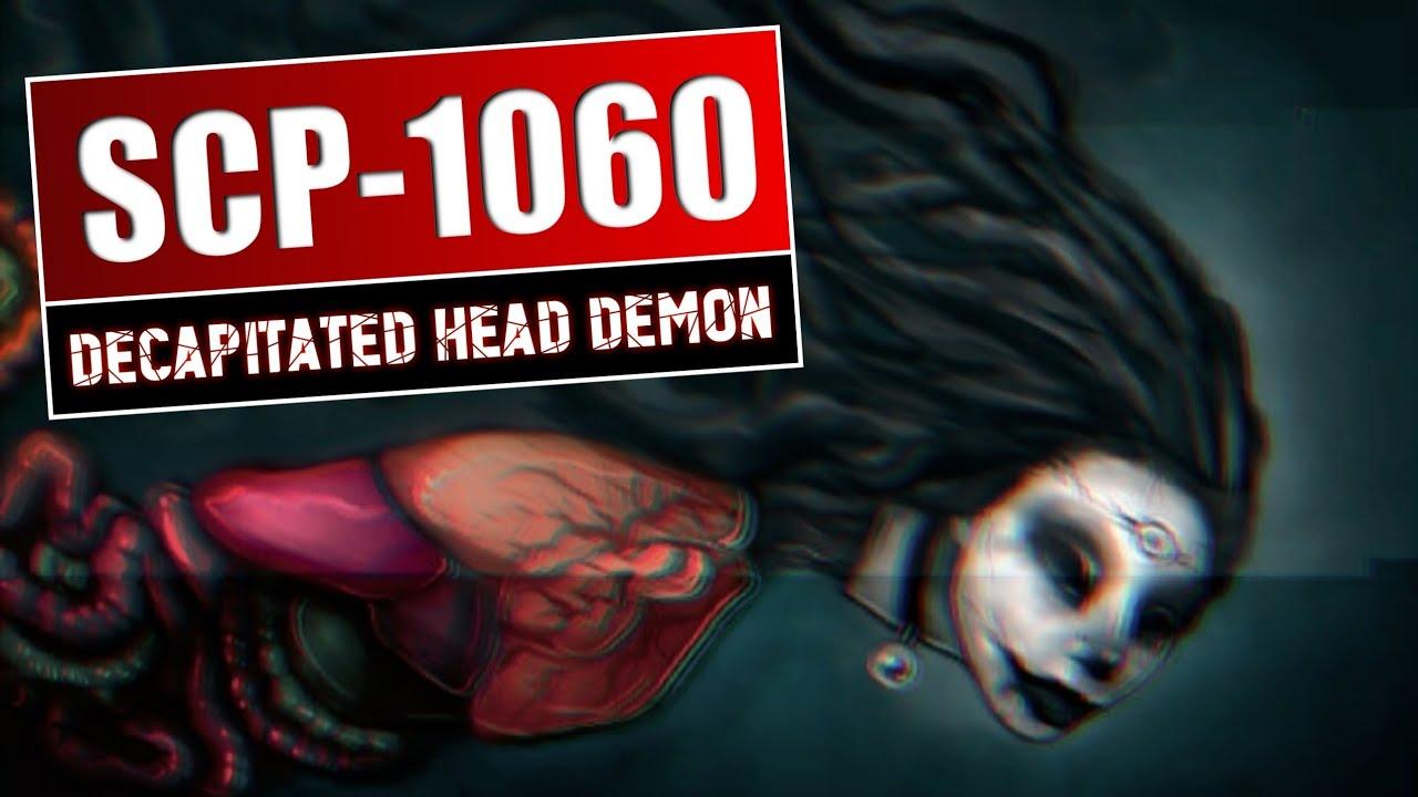 SCP-1060 - Decapitated Head Demon | Penanggalan | Scary Rupak |