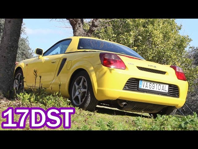 TOYOTA MR2 SPYDER ZZW30 1.8 VVTi 2000 | REVIEW A FONDO
