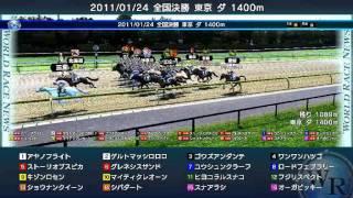 DOC2009・2011/01/24開催ワールドレース