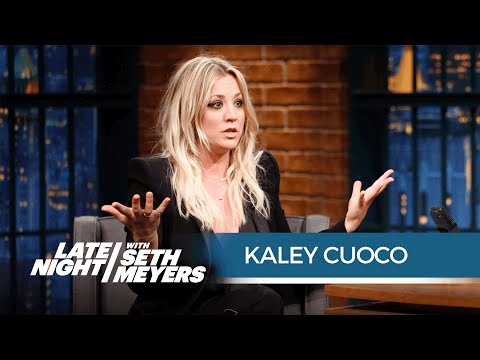Kaley Cuoco's Dream Fan Encounter with Jennifer Aniston