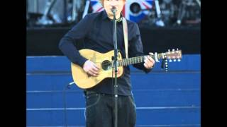 Ed Sheeran Singing At The Queen's Jubilee (The A Team)