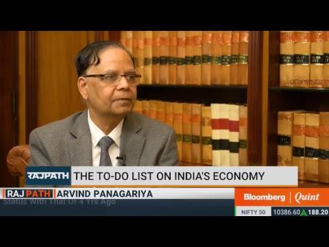 Rajpath: In Conversation With Arvind Panagariya #BQ