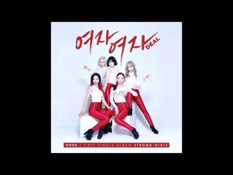 여자여자 (Girls Girls) – 여자여자 Deal First Single Album Strong Girls