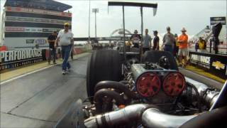 Schuck Racing Mitsubishi 4G63 Turbo Dragster - Competition Eliminator i/d