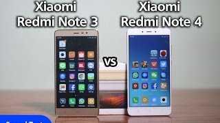 Xiaomi Redmi Note 4 vs Redmi Note 3 Speed Test & Benchmark Indonesia (English Subtitle)