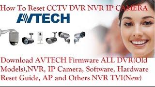 AVTECH CCTV DVR,IP Camera and …