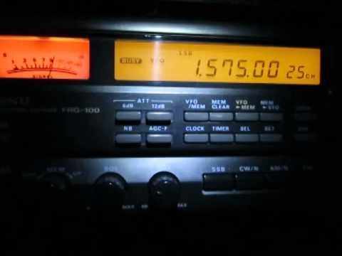 MW-DX: 1575 Khz, Radio Farda, United Arab Emirates, Al- Dhabbaya
