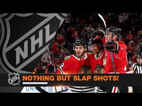 The Best Slap Shot Goals from Week 19