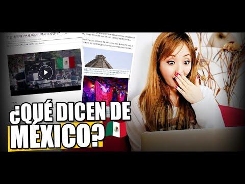 ¿MÉXICO EN LAS NOTICIAS DE COREA? ¿QUÉ ES LO QUE DICEN? - JiniChannel