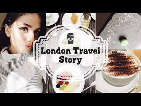 London Travel Story - Losing my Luggage | Heena Somani