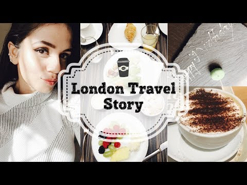 London Travel Story – Losing my Luggage | Heena Somani