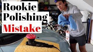 HUGE Paint Correction Mistake To Avoid & New DA Polisher Review!