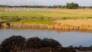 Basail Bongshi River Travel Tangail. বাসাইল টাঙ্গাইল বংশী নদী ভ্রমন।