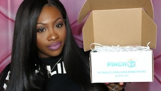 100% FREE DELUXE SAMPLE BOX UNBOXING | PINCHME