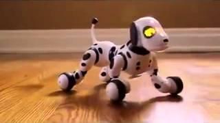 Интерактивная игрушка собака Zoomer Zuppie