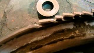 Уникальная прокатка диска из другого шиномонтажа(, 2014-10-08T13:44:45.000Z)