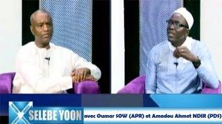 Selebe Yoon du 13 juin 2018  avec Oumar SOW (APR) et Amadou Ahmet NDIR (PDS)