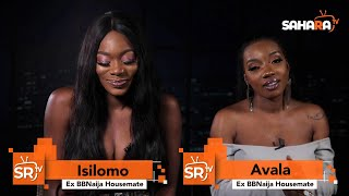 Exclusive Interview With Ex-BBNaija Housemates, Isilomo And Avala