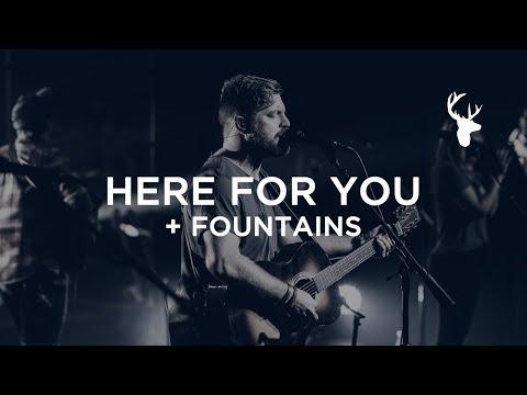 Here For You + Fountains - Josh Baldwin | Bethel Worship